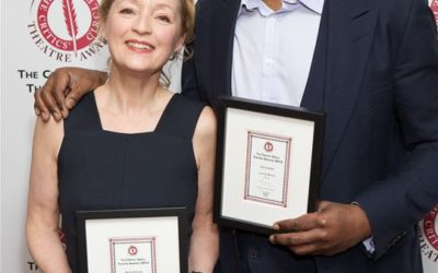 Theatre Awards Winners 2013