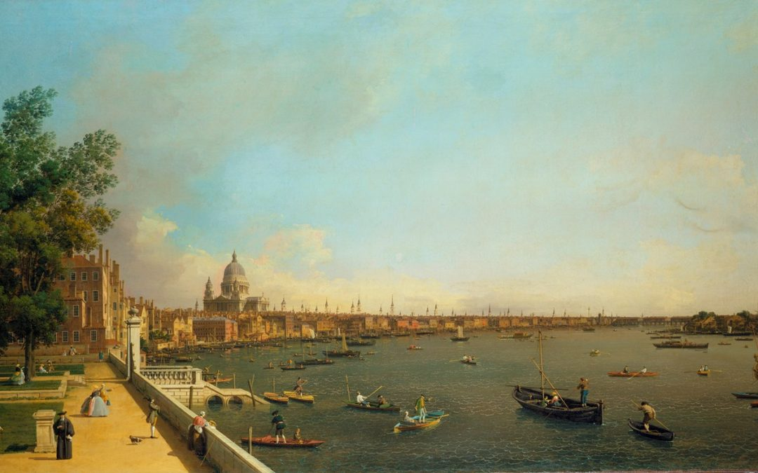Celebrating Britain, Canaletto, Abbot Hall Art Gallery, Kendal