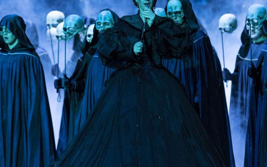 Les vêpres siciliennes, Royal Opera House