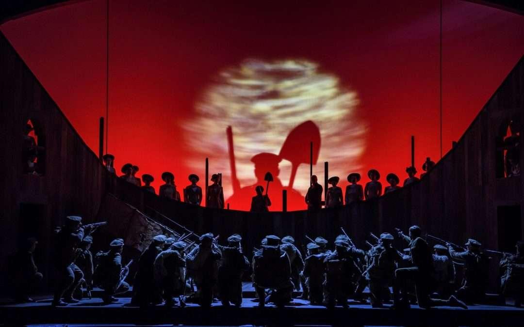 In Parenthesis, Welsh National Opera, Wales Millennium Centre