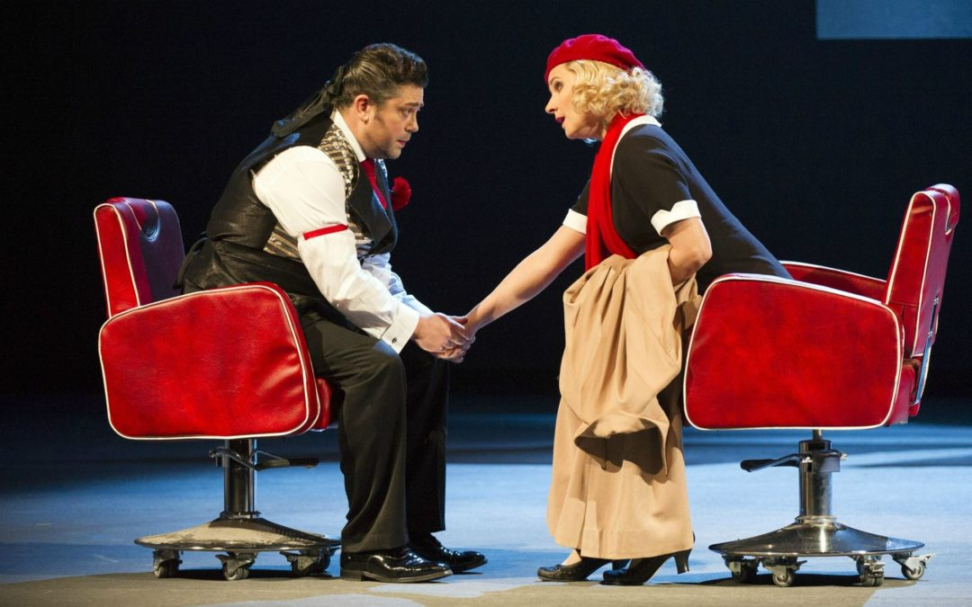 The Marriage of Figaro/Figaro Gets a Divorce, Welsh National Opera, Wales Millennium Centre