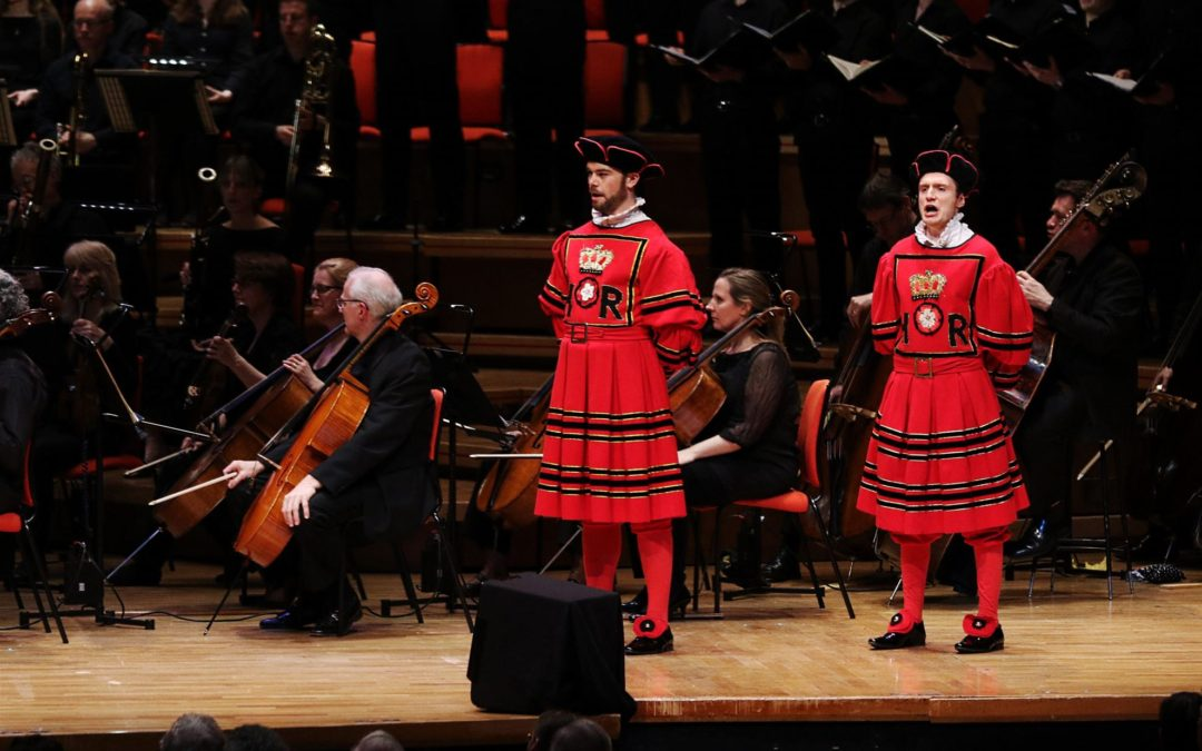 The Yeomen Of The Guard, CBSO Symphony Hall, Birmingham