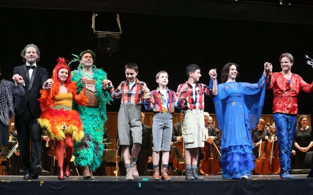Die Zauberflöte, Royal Festival Hall