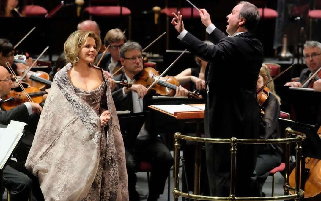 Royal Stockholm Philharmonic Orchestra, Prom 61