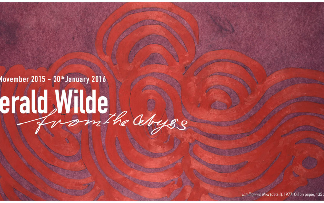 From the Abyss, Gerald Wilde, October Gallery