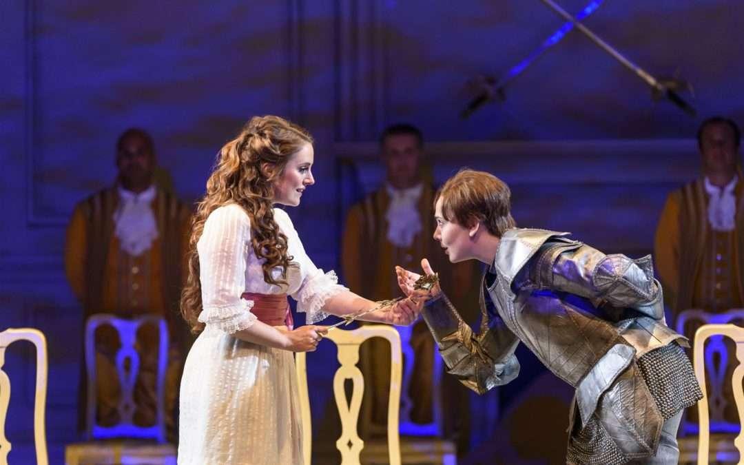 Der Rosenkavalier, Millennium Centre, Cardiff