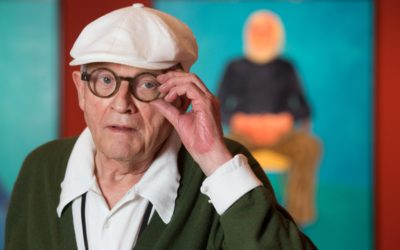 David Hockney wins critics' circle award
