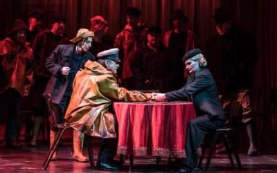 Un ballo in maschera, Opera North, Leeds