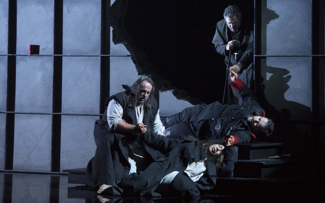La forza del destino, Welsh National Opera