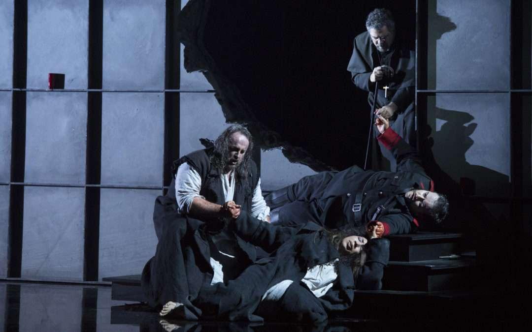 La forza del destino, Welsh National Opera