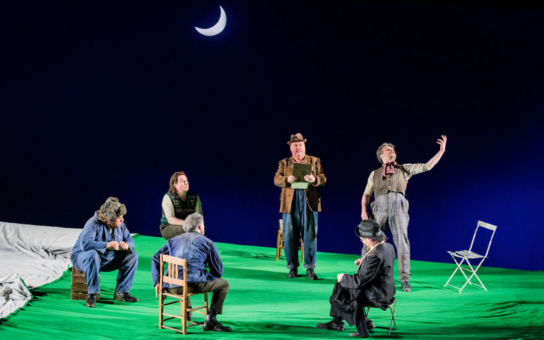 A Midsummer Night's Dream, English National Opera