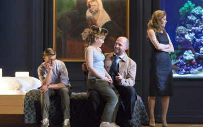 Lessons in Love and Violence, Royal Opera House