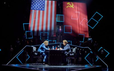 Chess, English National Opera