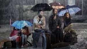 Homs Rain