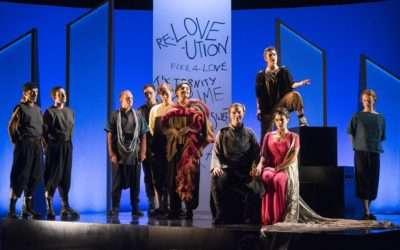 L'incoronazione di Poppea, Longborough Festival Opera