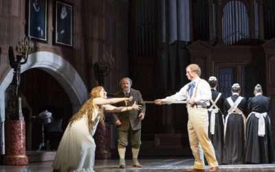 Pelleas et Melisande, Glyndebourne