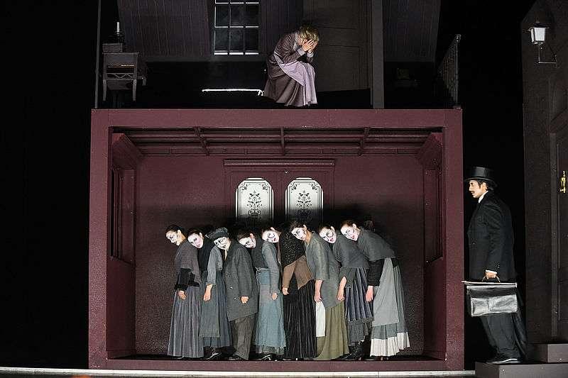 The Lodger, Bremerhaven State Theatre