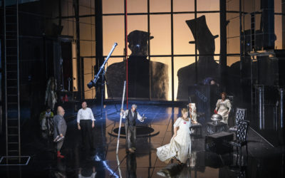 Das Rheingold, Royal Opera