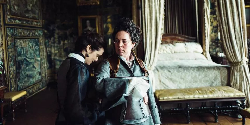The Favourite leads nominees for CC Film Awards