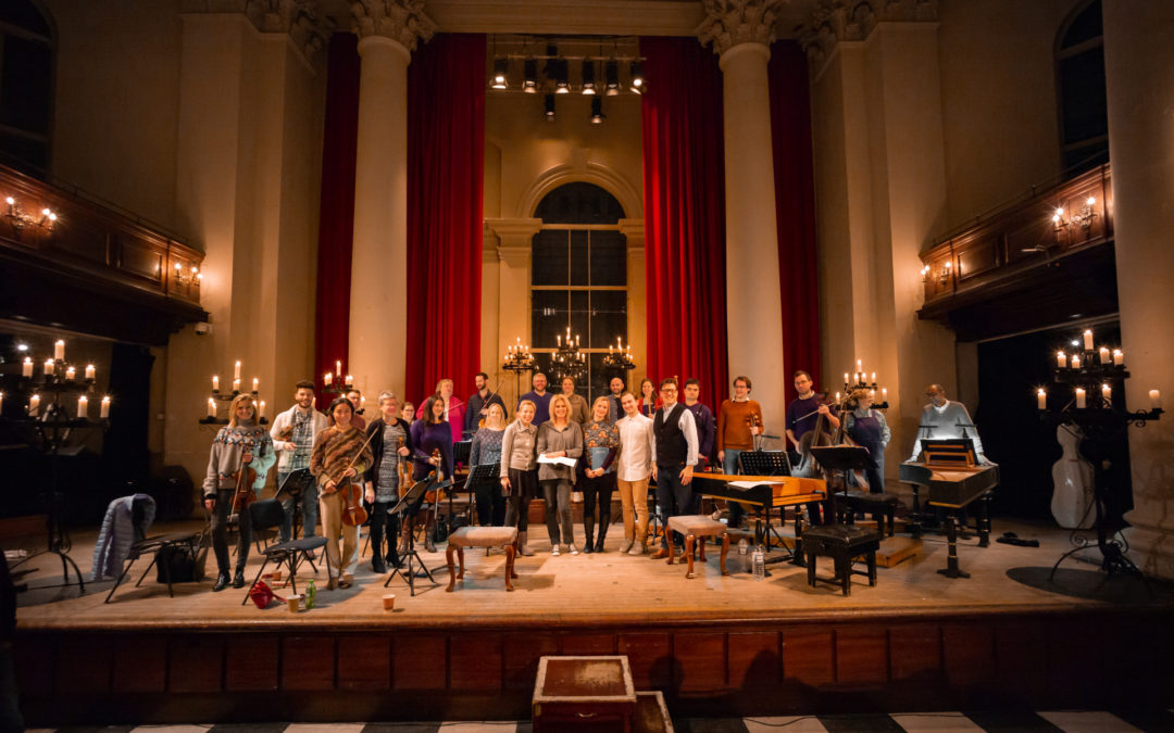 Alcina, St John's, Smith Square