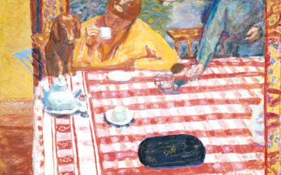 Bonnard's Dog of Distinction