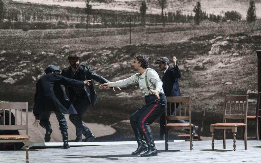 La forza del destino, Royal Opera House