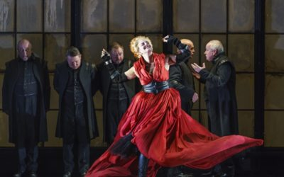 Roberto Devereux, Welsh National Opera, Millennium Centre, Cardiff