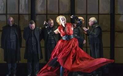 Roberto Devereux, Welsh National Opera, Millennium Centre, Cardiff
