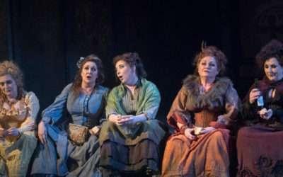 Jack the Ripper: Women of Whitechapel, ENO