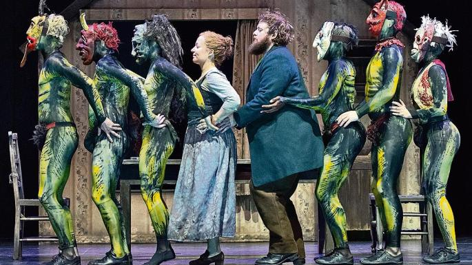 La damnation de Faust, Glyndebourne