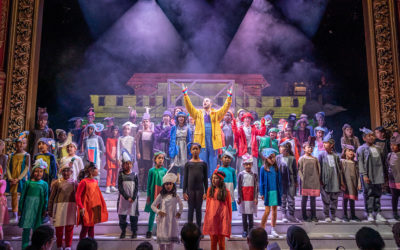 Noye's Fludde, ENO/Theatre Royal Stratford East
