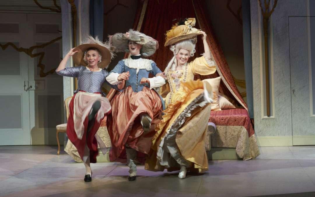 The Marriage of Figaro, Icelandic Opera