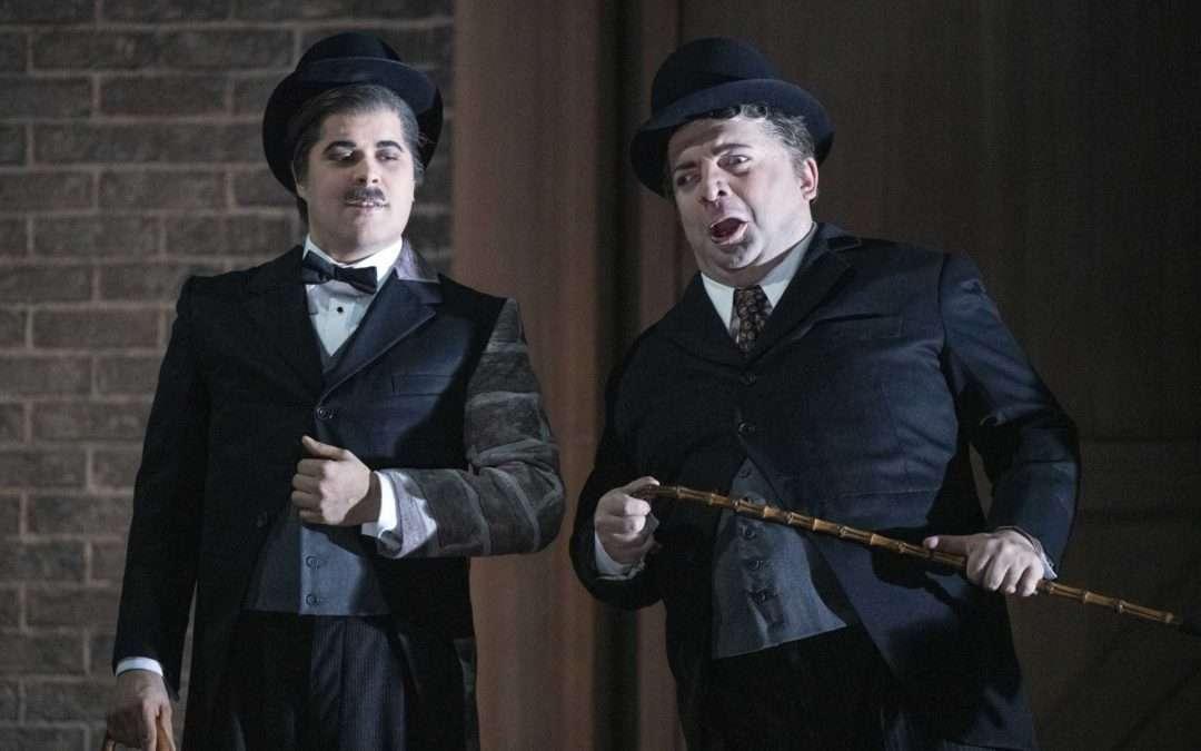 Rigoletto, Glyndebourne on Tour