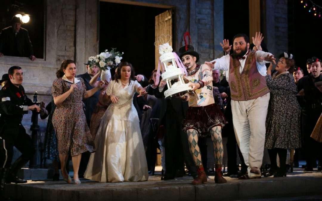 L'elisir d'amore, Glyndebourne