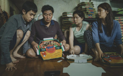 London Critics name Parasite film of 2019