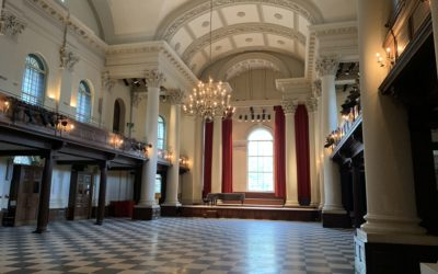Purcell Odes: The English Concert, St John's Smith Square