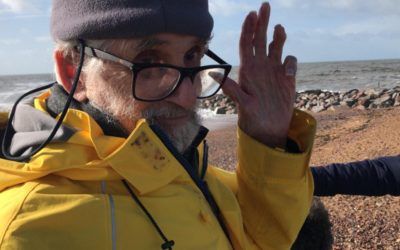 A new career for painter Philip Sutton – aged 92