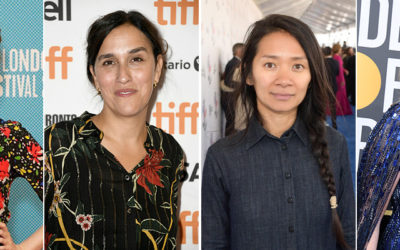 Female filmmakers lead nominees for the Critics' Circle Film Awards