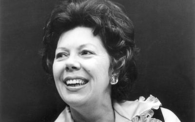 Dame Janet Baker wins Critics' Circle award for Distinguished Service to the Arts