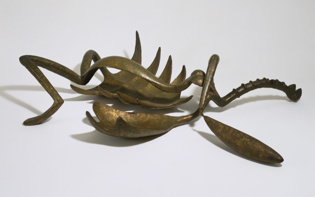Woman with Her Throat Cut – Alberto Giacometti, 1932     By Sue Hubbard