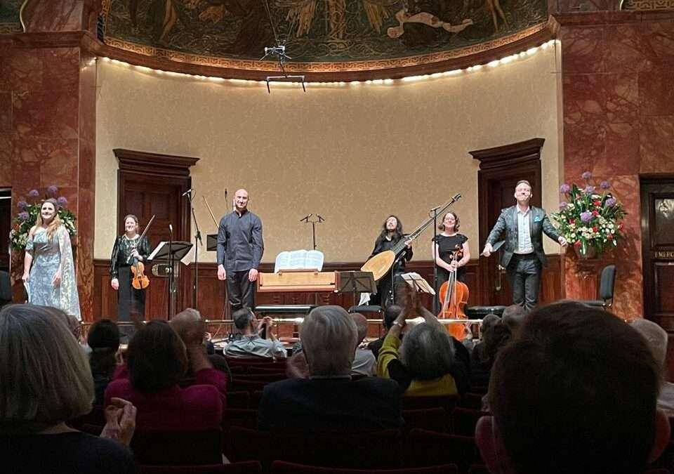 Ensemble Marsyas, Wigmore Hall